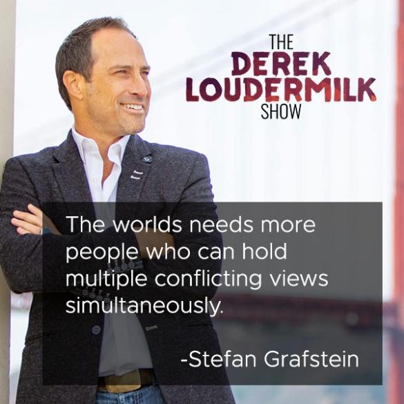 Featured Guest on 'Derek Loudermilk Show' Podcast